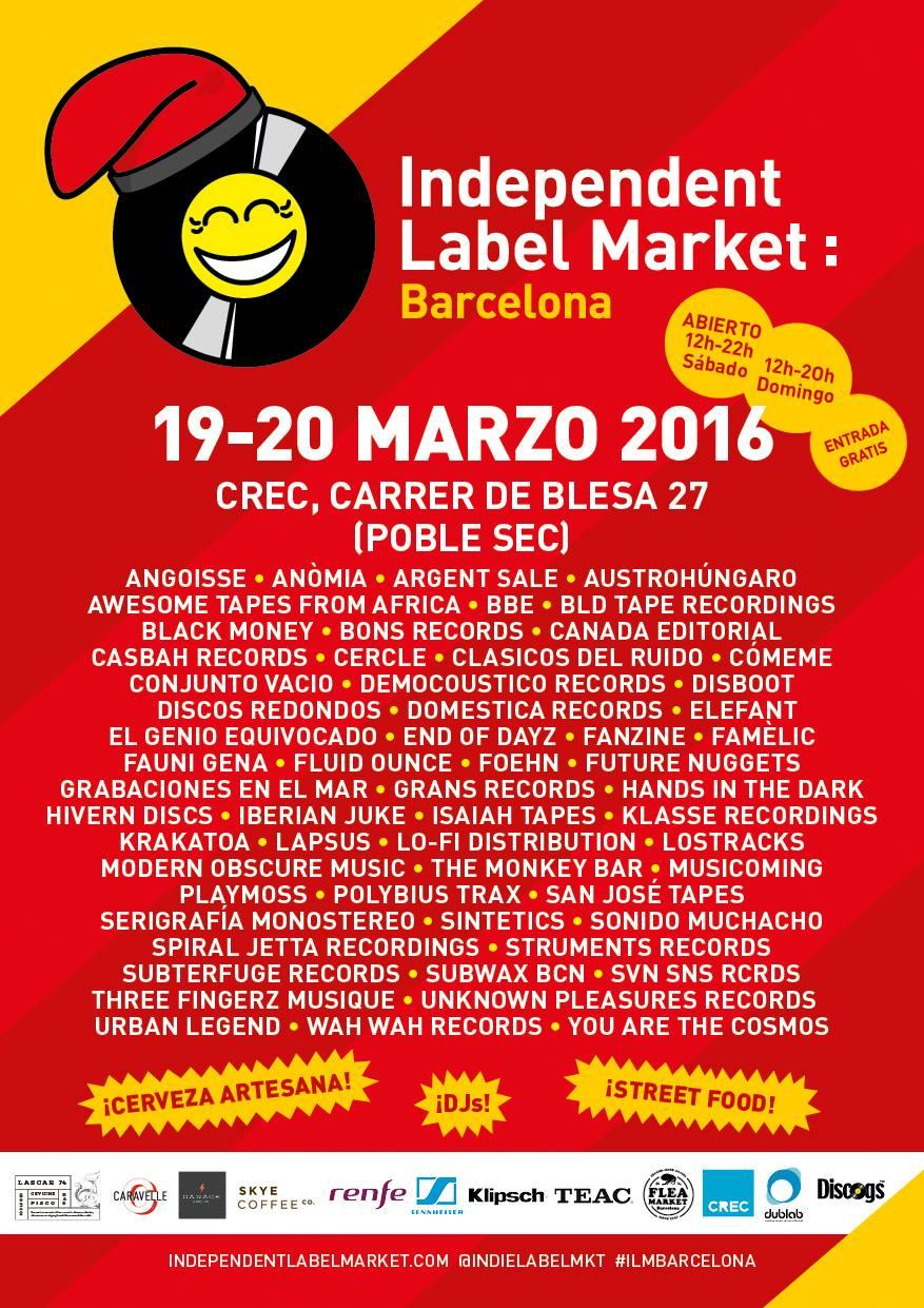 independent label market barcelona