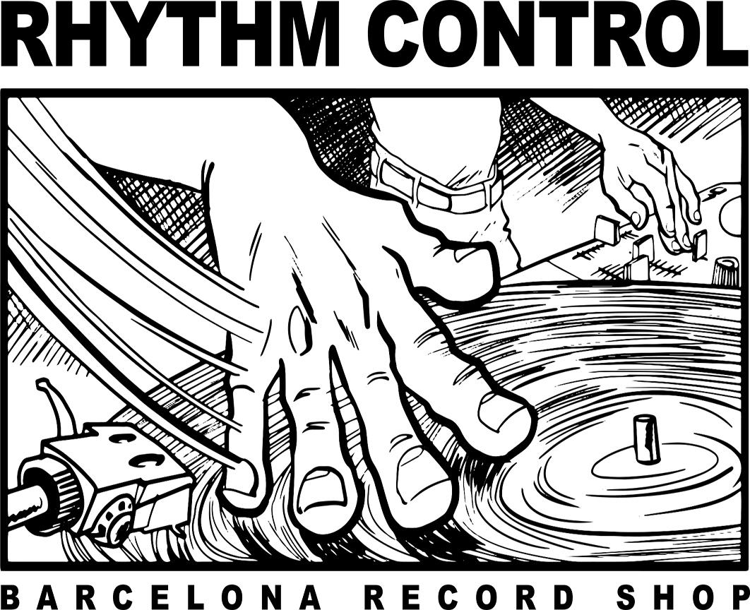 RHYTHM CONTROL LOGO VECTORIAL